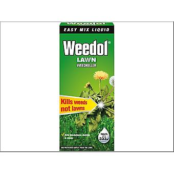Miracle Weedol Lawn Weedkiller Concentrated 500ml 119196