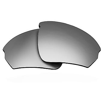 Polarized Replacement Lenses for RUDY PROJECT Noyz Sunglass Anti-Scratch Silver