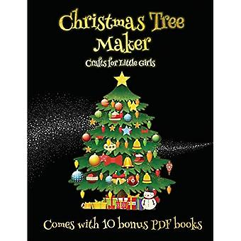 Crafts for Little Girls (Christmas Tree Maker)