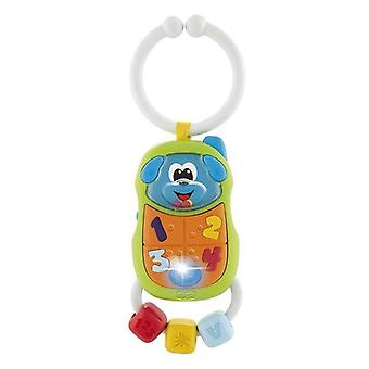Rattle Puppy Phone Chicco (6 x 21 x 3 cm)