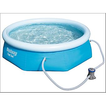 Wilton Bradley Fast Set Pool 8ft x 26 Inch BW57265