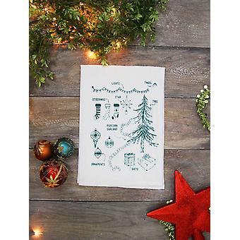 Christmas Essentials Kitchen Towel