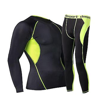 Winter Thermal Skiing Underwear Set Warm Underwear Sports