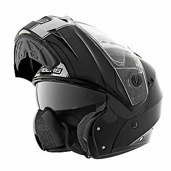 Caberg Duke II Legend Full Face Motorcycle Helmet Hi-Vis Reflective White