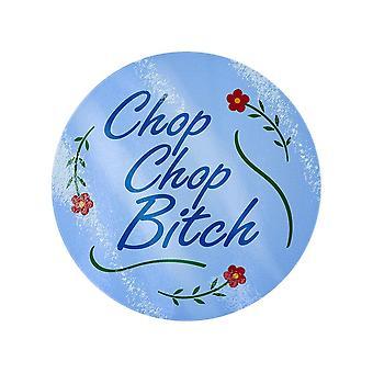 Grindstore Chop Chop Narttu Kukka Chopping Board