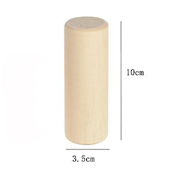 Wood Maraca Kids Music, Sound Cylinder Montessori