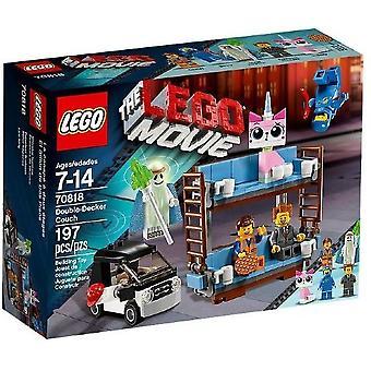 LEGO 70818 dobbeldekker bank
