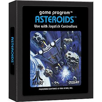 Asteroides por Atari