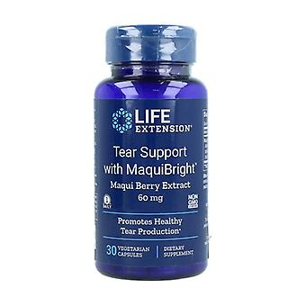 Tear Support with MaquiBright 30 vegetable capsules