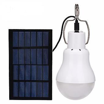 Portable Solar Powered Led Bulb Light