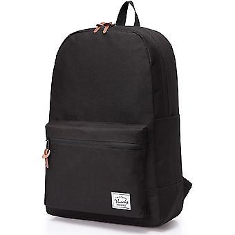 Vaschy School Backpack Unisex Classic Lightweight Tear Resistant Rucksack Travel Backpack