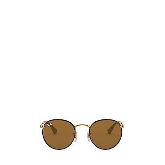 Ray-Ban RB3475Q blue jeans su occhiali da sole unisex arista