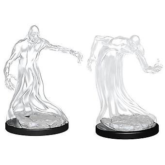 D&D Nolzur's Marvelous Unpainted Miniatures Shadow (Pack Of 6)