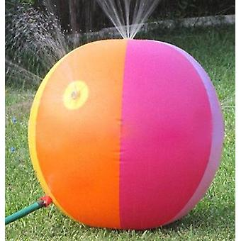 Unisex, Inflatable Water Sprinkler Ball, To Play And Have Fun (as Picture)
