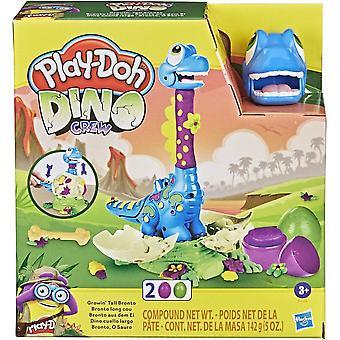 Play-Doh Growin Pitkä Bronto