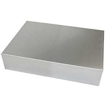 Hammond 1444-14103 Aluminium Chassis 356x254x76mm Natural