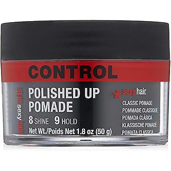 SexyHair Made For Men Style Polished Up Pomade 50g