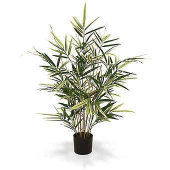 Bambù reale artificiale 70 cm variegato
