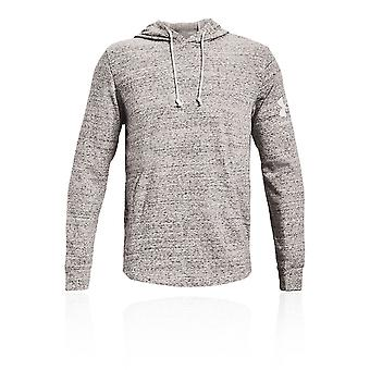 Under Armour Rywal Terry Bluza z kapturem - SS21