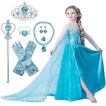 Sukienka dla dzieci Cosplay Princess
