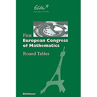 First European Congress of Mathematics - Paris - July 6-10 - 1992 Roun