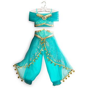 Princesses Dress-fancy Beauty Costume (set-1)
