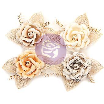 Prima Marketing Pretty Pale Flowers Dunas de Arena