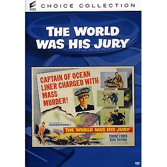 World Was His Jury [DVD] USA import