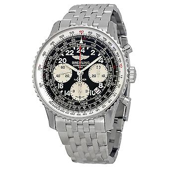 Breitling Navitimer Cosmonaute Automatic Men's Watch AB021012-BB59SS