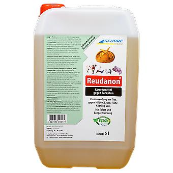 SCHOPF Hygiene® Reudanon - ready-to-use repellent against vermin on the animal, 5 litres