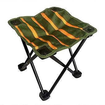 Portable Tripod Stool Folding Chair With Carrying Case For Outdoor Fishing