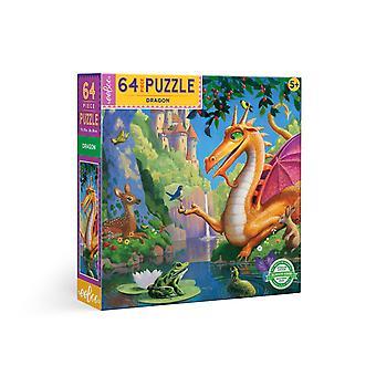 Puzzle di Dragon 64 pezzi