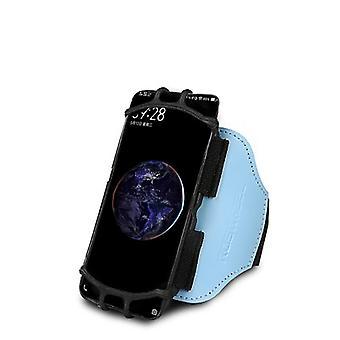 Drehbare Silikonband, Laufen Handy, Outdoor-Sport, Armband Taschen
