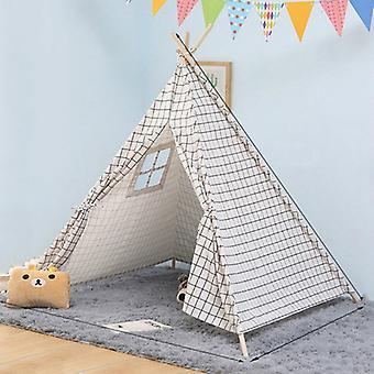 الأطفال & ق غرفة الأميرة خيمة داخلية لعب البيت للطي لعبة خيمة, الحجم:1.35m (متقلب)