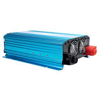 PNI SP1000W spänningsomvandlare med ren sinusoid, 12V strömförsörjning