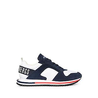 Bikkembergs - Zapatos - Zapatillas deportivas - HARMONIE-B4BKW0040-101 - Mujeres - blanco, marino - EU 38