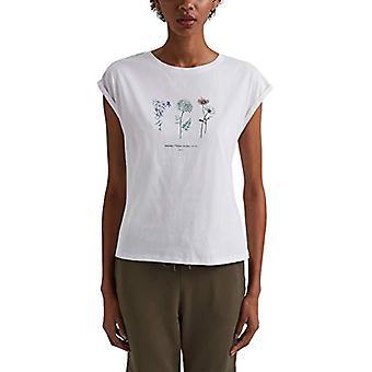 edc by Esprit 031CC1K302 T-Shirt, 100/white, S Woman
