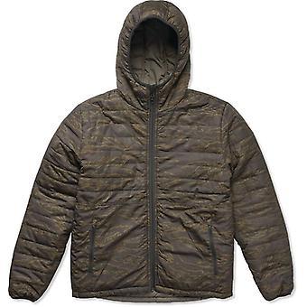 Etnies ETA Morro Insulator Jacket in Black/Camo