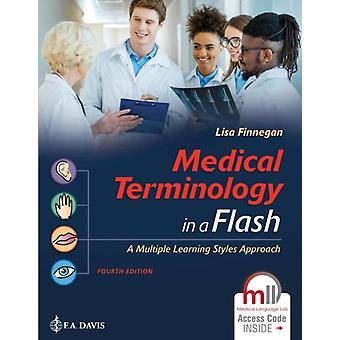 Medical Terminology in a Flash by Lisa FinneganSharon Eagle