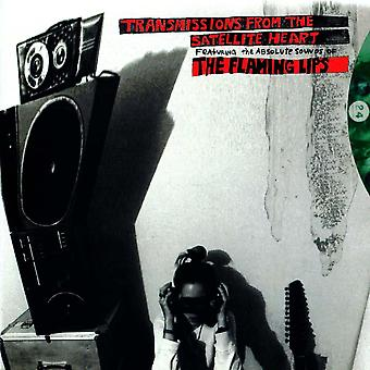 The Flaming Lips - Transmissions From The Satellite Heart Grey Vinyl