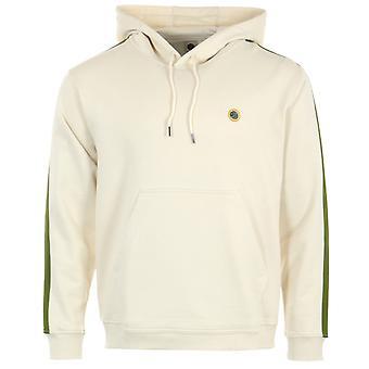 Pretty Green Island Tilby Hooded Sweatshirt - Stone