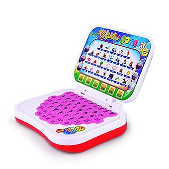 Bébés enfants Apprentissage Machine Enfant Portable Toy Early Interactive Machine Alphabet