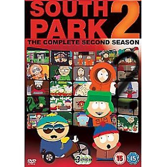 South Park Season 2 DVD