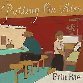 Erin Rae - Putting On Airs CD