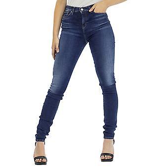 Armani Jeans Women 5 pockets Pants Super Skinny Ankle lenght  Denim