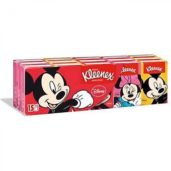 Kleenex Disney Cases - X15