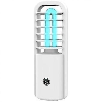 Uv Sterilization Lamp / Ozone Double Germicidal Lamp Sterilizer Light(White)