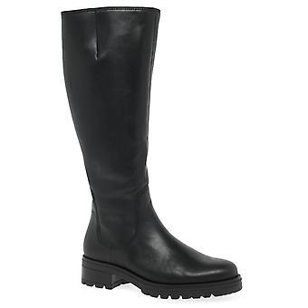 غابور ساغا L المرأة الركبة أحذية عالية