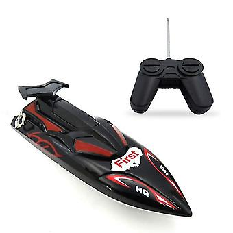 Afstandsbediening boten waterscooter hq2011 15c 10km/h 27mhz mini infrarood controle rc boot