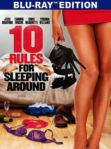 10 Rules for Sleeping Around [Blu-ray] USA import